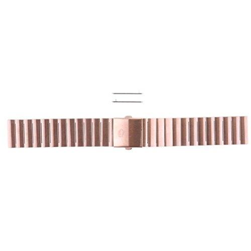 Tradico® 23mm Strap Wrist Band Repair for Fitbit Blaze Smart Wear Watch Rose Gold