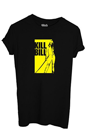iMage T-Shirt Kill Bill - Film - Donna-M-Nera