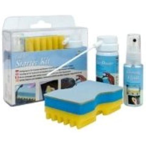 Indafa SK-9017 - Kit de limpieza para ordenador (Líquido, LCD/TFT/Plasma)