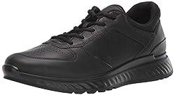 ECCO Herren EXOSTRIDEM Sneaker, Schwarz (Black 1001), 43 EU