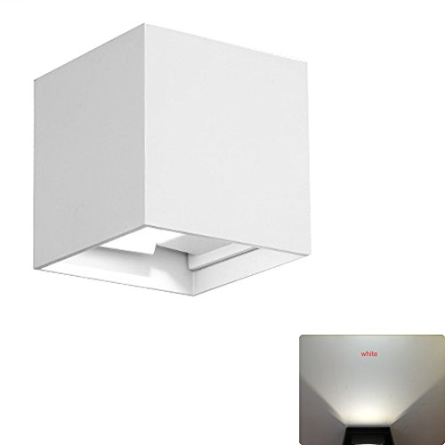 Modern Acrylic Led Wall Lamp Aluminum Wall Light Lamps Luminarias Wall Sources Light Home Stair Bedside Light Bathroom Applique Superior Materials Lights & Lighting