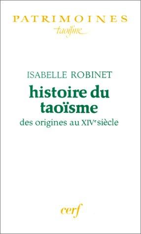 Histoire du taosme : Des origines au XIVe sicle