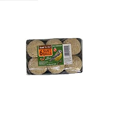 Super Suet Balls (547g) by Suet to Go