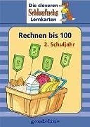 Schlaufuchs Lernkarten: Rechnen bis 100 - 2. Schuljahr