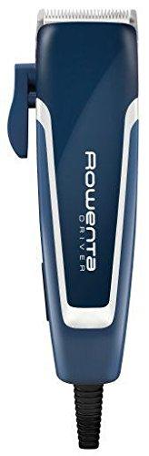 Rowenta TN1600F0 - Afeitadora, cortadora de pelo y maquinilla, Corriente alterna, Negro/Azul/Blanco