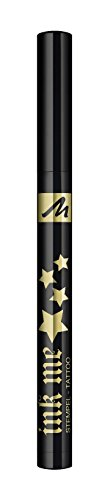 Manhattan INK ME Stamp Tattoo 002 Star (Eyeliner Tattoo-schwarz)