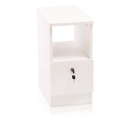 weiju-fmj-ct04-25-de-dos-capas-Fashion-Simple-mesita-de-noche-mesilla-de-noche-Mini-25-cm-Ultraestrecho-redondeadas-lado-gabinetes