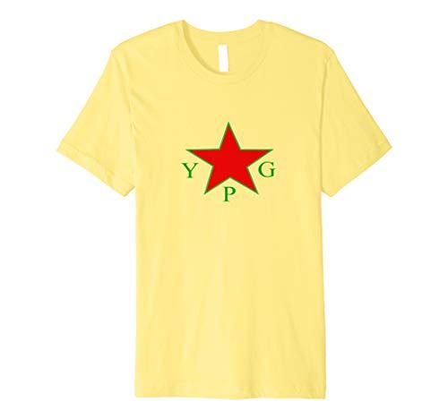 YPG T-Shirt Kurdistan Newroz 2019 Azadi