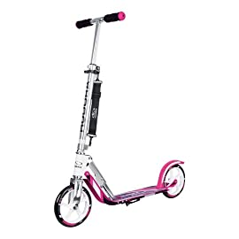 Hudora Big Wheel Scooter Monopattino Pieghevole - City-Scooter