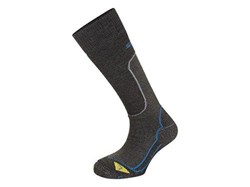 Salewa All Mountain Sk - Socken für Herren, Farbe Grau, Größe 41-43 (Socken Terry Cuff)