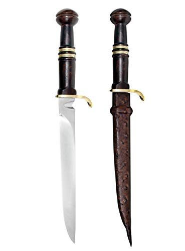 Supreme Replicas Handgeschmiedetes Robin Hood Messer - Jagdmesser aus hochwertigem Karbonstahl