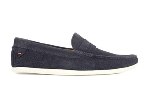 PETER BLADE Chaussures Mocassin SAS Bleu Marine Bleu