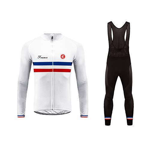 Uglyfrog Veste Cycliste Homme Noir et Maillot Cyclisme...