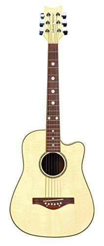 Daisy Rock 'Wildwood' Short Scale Acoustic Guitar ~ Bleach Blonde -