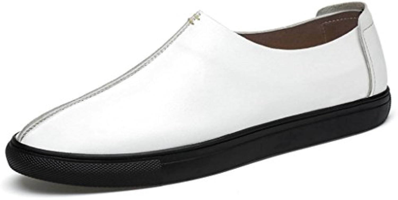 Casuales Zapatos De Cuero De Los Zapatos De Los Hombres para Ocasiones Formales