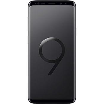 Samsung Galaxy S9 Plus 64 GB (Dual SIM) - Midnight Black - Android 8.0 - International Version