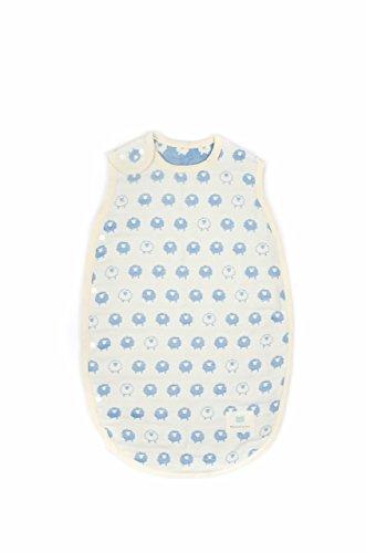 lucky-schlafsack-baby-mit-motiv-schaf-himmel-in-tausend-feuille-de-baumwolle-blau-42-x-68-cm