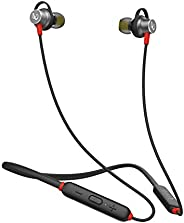 Infinity (JBL) Glide 120, in Ear Wireless Earphones with Mic, Deep Bass, Dual Equalizer, 12mm Drivers, Premium