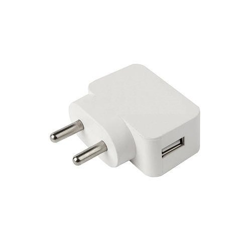 5V 2Amp White Color USB Power Adapter For Oppo Find7A  available at amazon for Rs.349