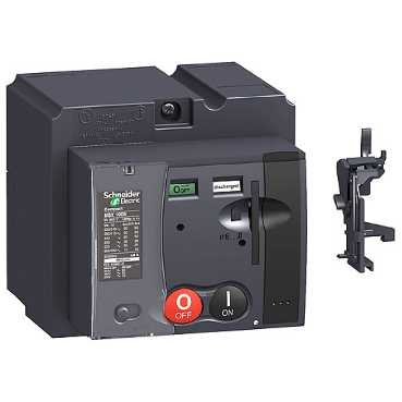 SCHNEIDER ELEC PBT - PAC 65 01 - MANDO ELECTRICO/A T100/160 250V CCMATICO
