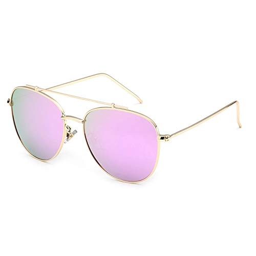 Sonnenbrille Kinder Sonnenbrille Baby Classic Mode Brillen Sonnenbrillen Junge Mädchen Kinder Sonnenbrille Uv 400 Gold Frame Lila