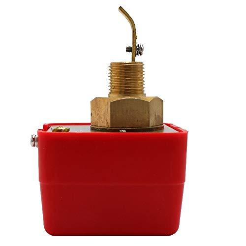 Lopbinte Durchfluss Sensor 1 Zoll 220Vac 3A Wasser/Schaufel Au?engewinde Durchfluss Paddel Pumpe Schalter Hfs-25, Ziel Str?mungs Schalter Hfs-25 (1 Zoll), Wasser Str?mungs Schalter -