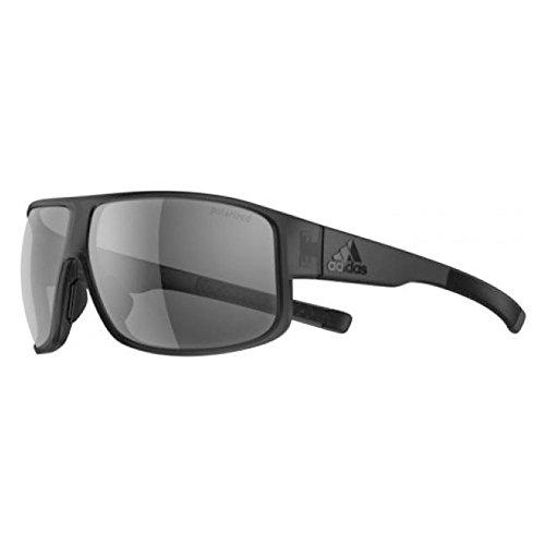 Adidas Brille ad22 HORIZOR coal matt 6900 grey polarized