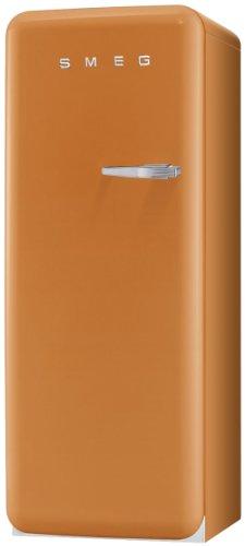 Smeg CVB20LO Standgefrierschrank / Linksanschlag / Nutzinhalt**** 170 Liter / orange