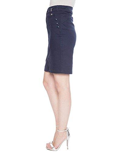 Bréal Damen Rock Jelindy Blau (Navy)