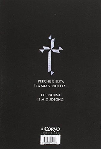 scaricare ebook gratis Il corvo. Memento mori: 2 PDF Epub