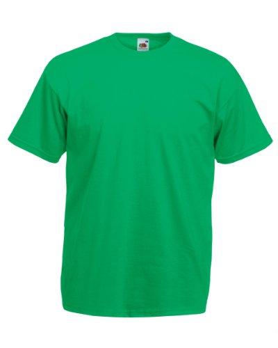 Fruit of the Loom T-Shirt S-XXXL in verschiedenen Farben XXL,maigrün XXL,Maigrün -