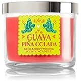 Bath & Body Works Mini Candle Guava Pina Colada