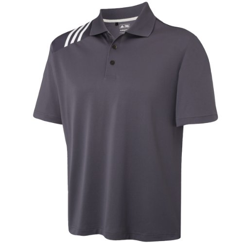 Adidas Herren ad013bkwhm ClimaCool 3-Streifen Modern Polo Precinct