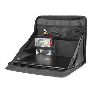 Treasure-House Kids Travel Tray Car Organiser,KIPTOP Children Snack and Play Tray for Car Bus Train and Plane Journeys