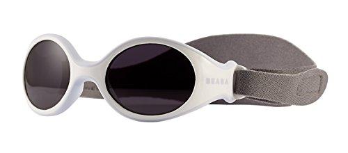 Béaba - XS-Brille mit Band, hellblau