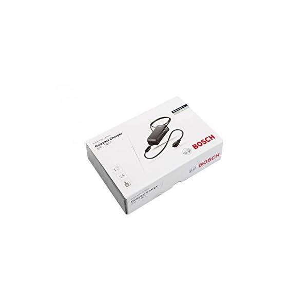 Bosch Compact Ladegerät, schwarz, One Size