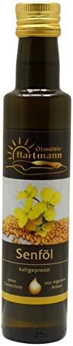 Ölmühle Hartmann GbR - Schwäbisches Senföl - 250 ml