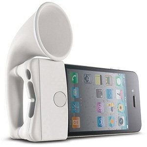 Bone Docking-Station für iPhone 4 / 3GS (4s Mobile I Phone Boost)