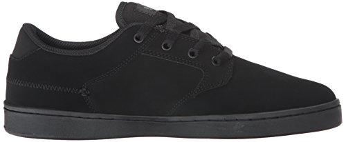 DVS Shoes Quentin, Chaussures de Skateboard Homme Noir - Schwarz (BLK/BLK 010)