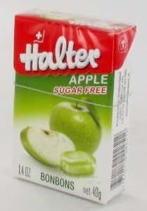 HALTER BONBON SANS SUCRE