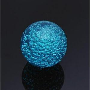 GOZAR 40Mm Clear Joystick Controller Ersatz Ball Head Für Arcade-Spiel – Blau