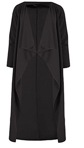 Comfiestyle - Gilet - Cardigan - Femme Noir