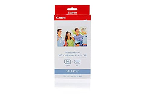 Ink cartridge with paper Original Canon 1x No Color 7737A001 / KP-36IP for Canon Selphy CP 780