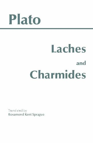 Laches and Charmides (Hackett Classics)
