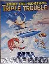 Sonic Triple Trouble