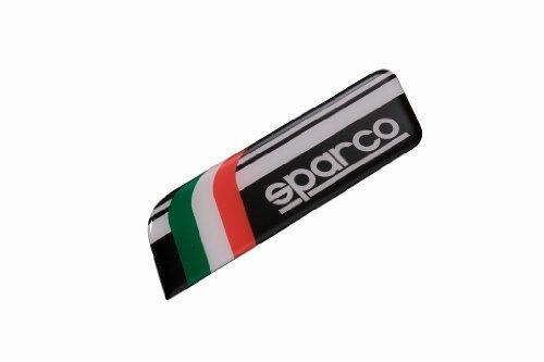 sparco-spc-logo-italian-flag-self-adhesive-black