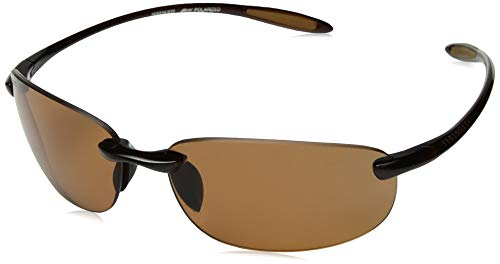 Serengeti Eyewear Sonnenbrille Nuvino, Shiny Brown, M, 7316