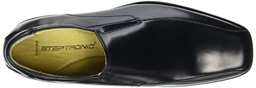 Steptronics Welling, Mocassins Homme Noir (noir)