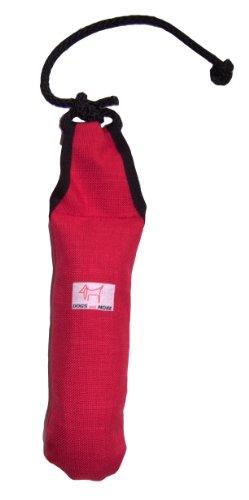 Schwimmfähiges Apportierspielzeug 'Joggler' (Klein) von DOGS and MORE aus Berlin => Rot