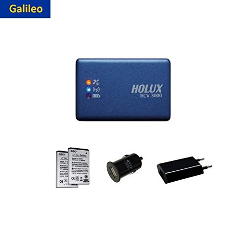 RCV-3000 GL-Version Bluetooth GNSS Logger für GPS/GLONASS/Galileo (Set 4) - Bluetooth-gps-recorder